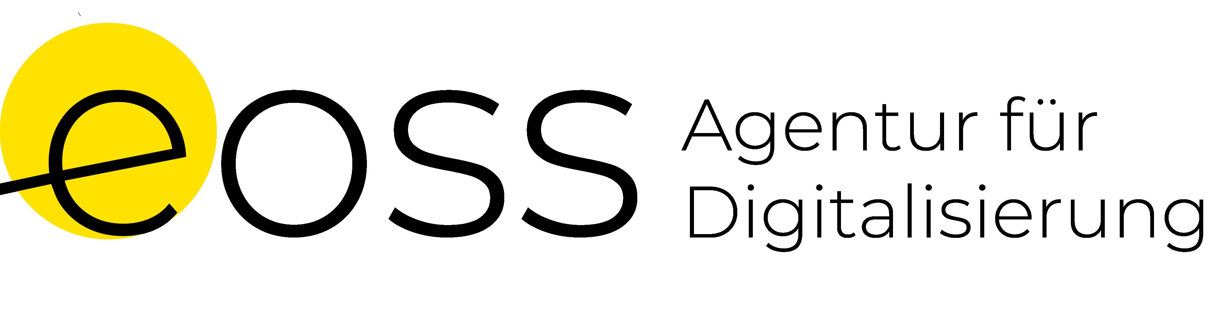Logo eoss NEU Montserrat_eoss_mit Zusatz